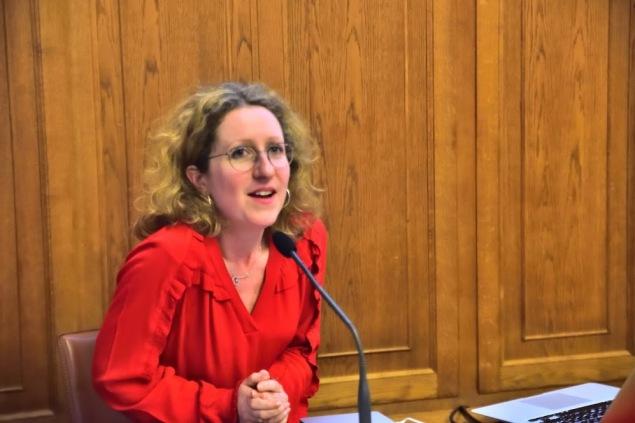 Audrey Kichelewski (photo: Cyrille Clément)