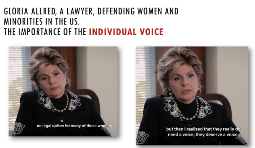 gloria allred quote