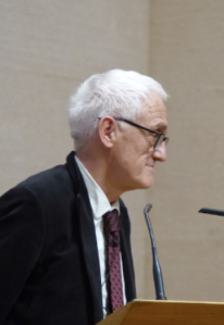 Jan Tomasz Gross au Collège de France