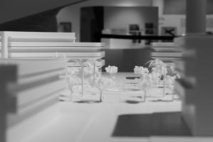 Dizengoff square, maquette, POLIN
